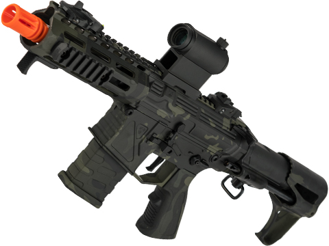 APS Phantom Extremis Mark VI 2.0 eSilverEdge PDW Style Airsoft AEG (Color: Multicam Black)