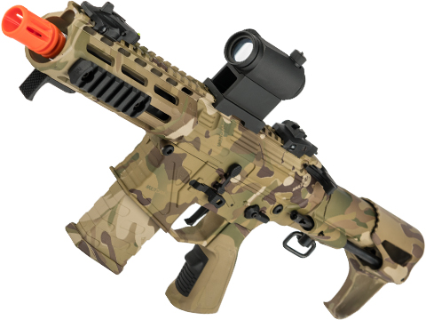 APS Phantom Extremis Mark VI 2.0 eSilverEdge PDW Style Airsoft AEG (Color: Multicam)