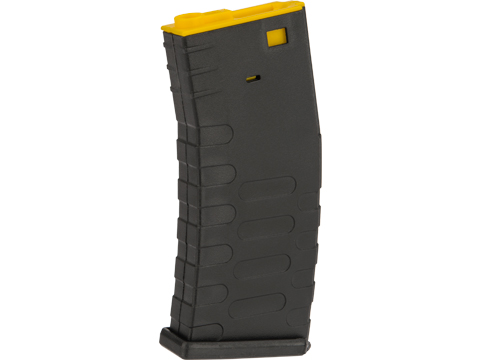 APS 300rd Hi-Capacity Training Magazine for M4 / M16 / UAR Series Airsoft AEG Rifles (Model: U-Mag / Yellow Core)