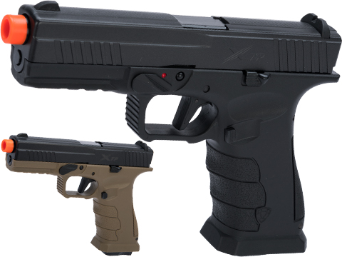 APS XTP Gas Blowback Airsoft Pistol