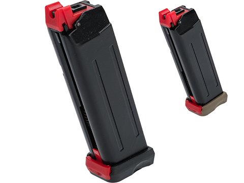 APS Spare CO2 Magazine for Shark Series 4.5mm / .177cal Air Pistols (Color: Black)
