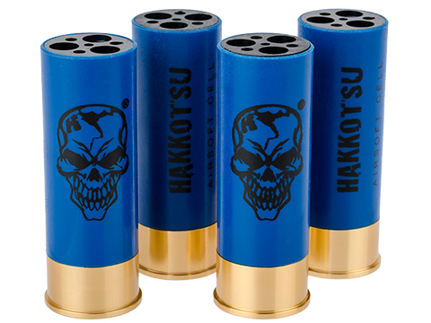 APS CAM870 MKIII Quick Load Shell Pack (Quantity: 4 Shells / Blue)