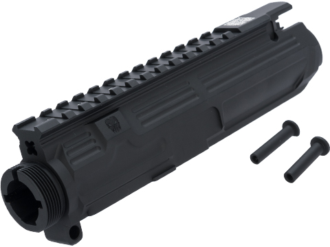 APS Airsoft PER Upper Receiver for M4/M16 Series Airsoft AEGs (Color: Black)