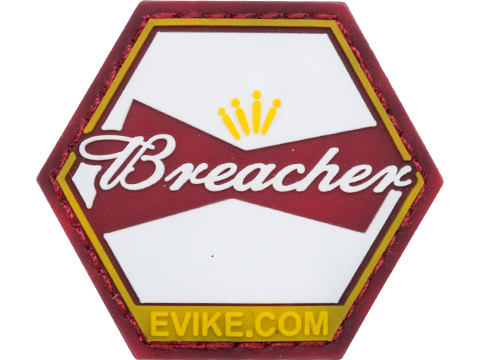 Operator Profile PVC Hex Patch Pop Culture Series (Style: Breacher)
