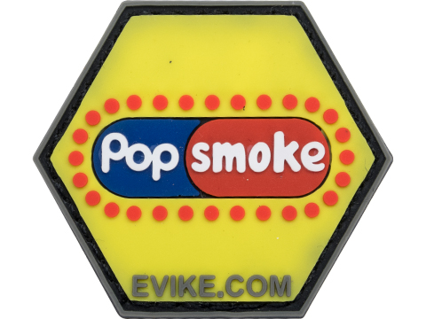 Operator Profile PVC Hex Patch Pop Culture Series 3 (Style: Pop Smoke)