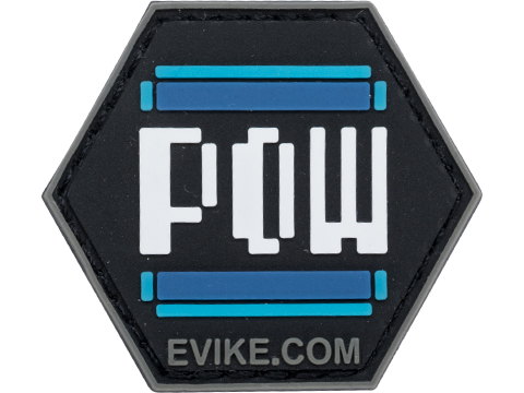 Operator Profile PVC Hex Patch Gamer Series (Style: POW)