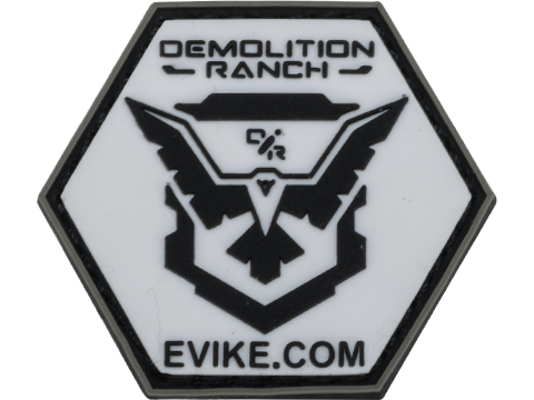 Operator Profile PVC Hex Patch Industry Series (Style: Demolition Ranch)