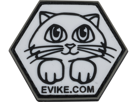 Operator Profile PVC Hex Patch Industry Series (Style: Demolition Ranch Kitten)