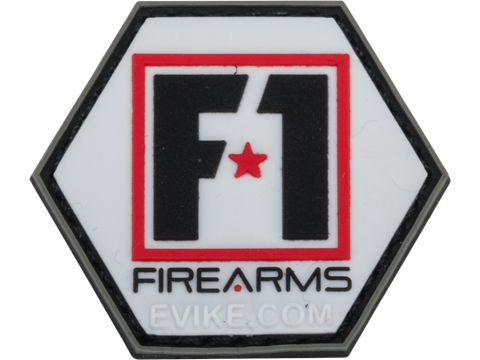 Operator Profile PVC Hex Patch Industry Series 1 (Style: F1 Firearms)