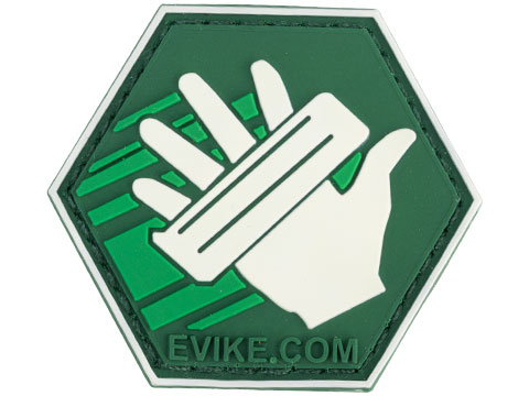 Operator Profile PVC Hex Patch Gamer Series 3 (Style: Sleight of Hand)