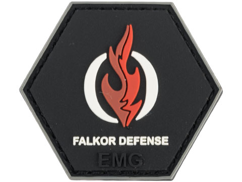 Operator Profile PVC Hex Patch Industry Series 2 (Style: Falkor Defense)