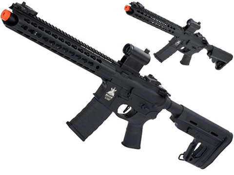 APS ASR116 2.0 eSilverEdge Airsoft M4 AEG