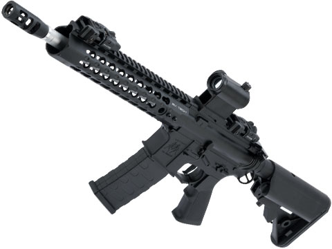 APS ASR114 2.0 eSilverEdge Full Metal 10 M4 Airsoft AEG Rifle (Color: Black)