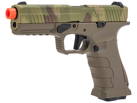 APS XTP Gas Blowback Airsoft Pistol (Color: Multicam / CO2)