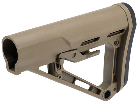 APS RS3 Retractable Stock for M4 Series Airsoft Rifles (Color: Dark Earth)