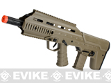 APS Full Size Urban Assault Rifle Airsoft AEG w/ Metal Gear Box - Dark Earth