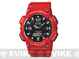 Casio Tough Solar Classic Series AQ-S810WC-4AV Analog / Digital Watch