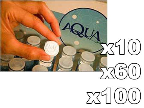 Aqua Cloth for Extreme Sports (Count: 10 pcs)