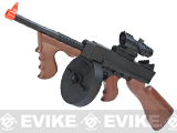 JG Thompson Chicago Typewriter Airsoft Spring Rifle