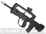 Soft Air Licensed Full Size Heavyweight FAMAS-SV Bullpup Airsoft Sniper Rifle