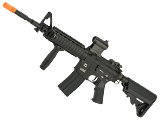 Classic Army M4 RIS Airsoft AEG Rifle  - Black