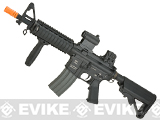 Classic Army M4 CQB Airsoft AEG Rifle (Color: Black)
