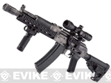 BO-Manufacture Full Metal Custom FSB 13 AK Airsoft AEG Rifle - Weathered