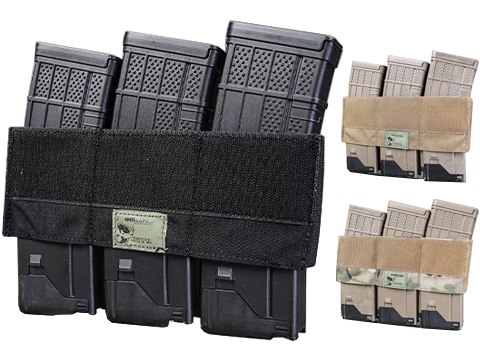 AR500 Armor Multi-Caliber Kangaroo Magazine Pouch (Color: Black)