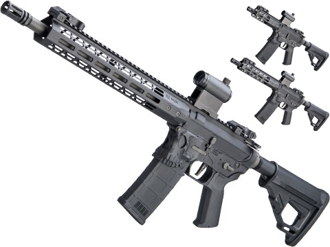 EMG Helios / Sharps Bros Jack Licensed M4 Airsoft AEG Rifle (Model: Black / 15 Carbine)