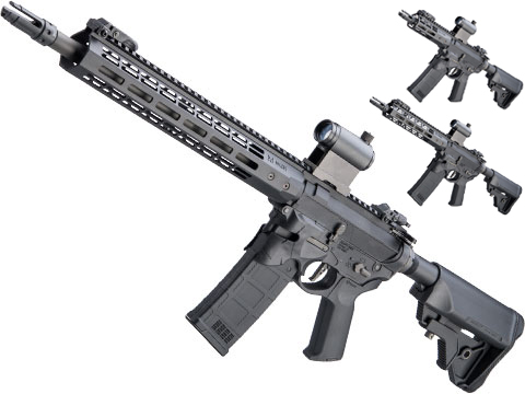 EMG Helios / Sharps Bros Overthrow Licensed M4 Airsoft AEG Rifle