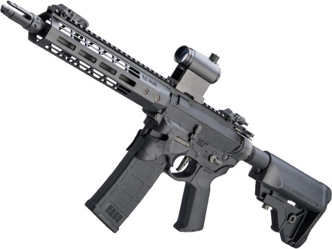 EMG Helios / Sharps Bros Overthrow Licensed M4 Airsoft AEG Rifle (Model: 10 SBR)