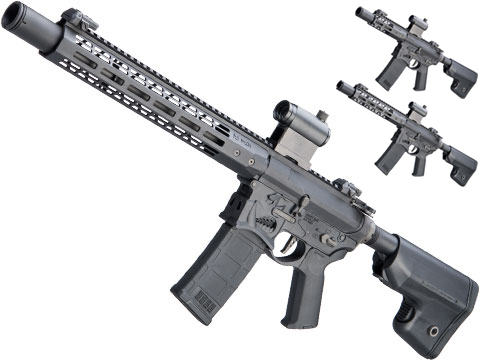 EMG Helios / Sharps Bros Warthog Licensed M4 Airsoft AEG Rifle (Model: 15 Carbine)