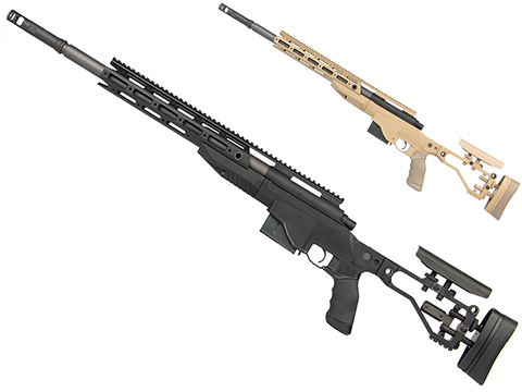ARES M40A6 Modular Airsoft Sniper Rifle (Color: Black)