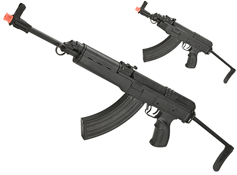 ARES High Performance Czech Arms Licensed SA VZ-58 Airsoft AEG Rifle (Model: Compact)