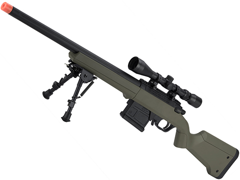 AMOEBA Striker Gen2 S1 Bolt Action Sniper Rifle (Color: Olive Drab)