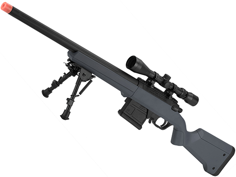 AMOEBA Striker S1 Gen2 Bolt Action Sniper Rifle (Color: Urban Grey)