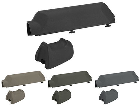 Pistol Grip and Cheek Pad Riser Set for Ameoba Striker S1 Airsoft Sniper Rifles