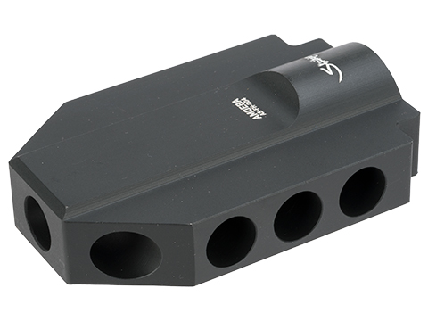 AMOEBA Airsoft Strike FH-004 Muzzle Break for AMOEBA Striker Sniper Rifle (23mm Clockwise)