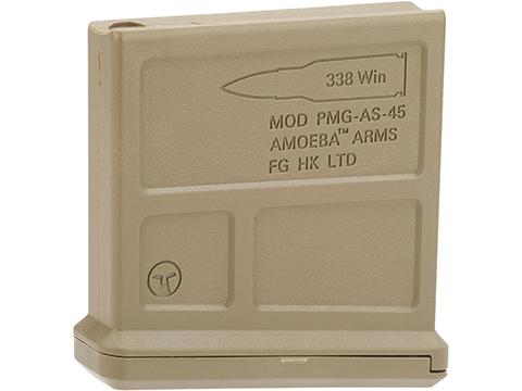 Amoeba Striker S1 45 Round Polymer Magazine (Color: Desert)
