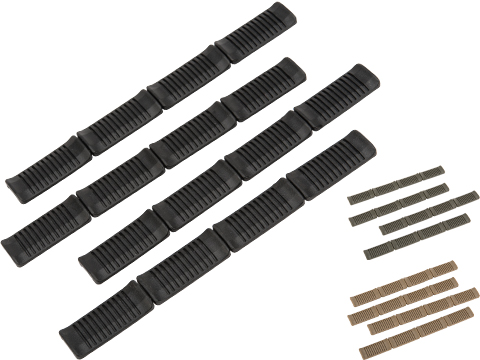 ARES PVC M-Lok Rail Covers