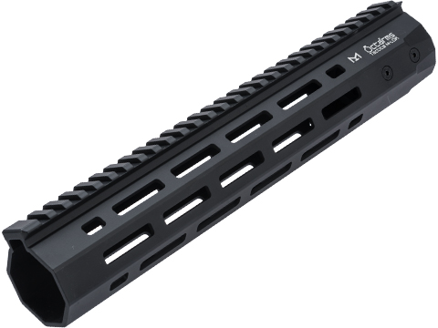 ARES Octarms M-LOK Rail System for M4 / M16 Series Airsoft AEG Rifles (Color: Black / 11.5)