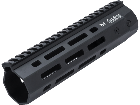 ARES Octarms M-LOK Rail System for M4 / M16 Series Airsoft AEG Rifles (Color: Black / 8)