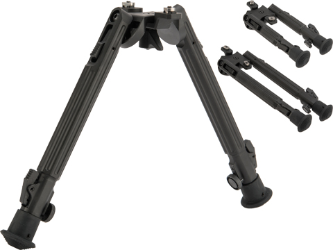 ARES Folding Bipod for M-LOK Rail Systems