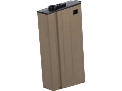 ARES 160rd SR-25 Airsoft AEG Midcap Magazine (Color: Dark Earth)