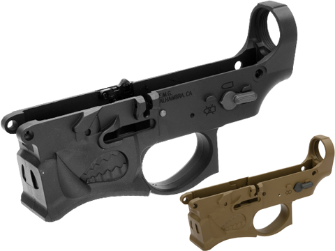EMG / Sharps Bros. Licensed Warthog AEG Lower Receiver