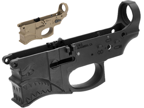 EMG / Sharps Bros. Licensed Hellbreaker AEG Lower Receiver