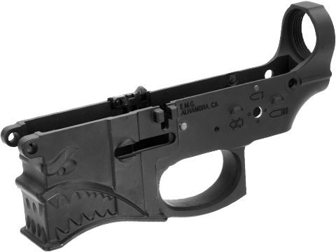 EMG / Sharps Bros. Licensed Hellbreaker AEG Lower Receiver (Color: Black)