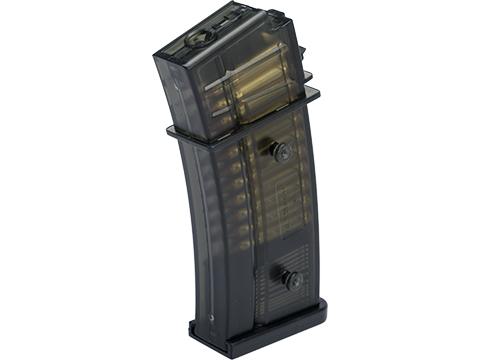 ARES 45rd Mid-Cap Magazine for G36 Series Airsoft AEG Rifles