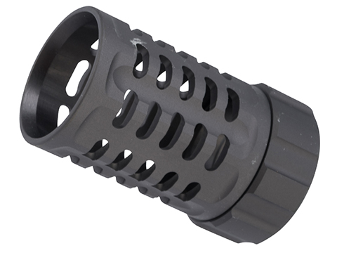 ARES QD Blast Shield Flash Hider for Airsoft AEGs (Model: Type C)