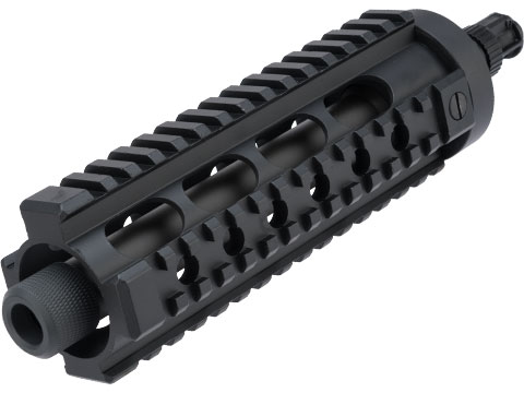 ARES Quick-Change Handguard Rail System for M45 Series Airsoft AEGs (Color: Black / 7)